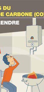 Pour comprendre - Les dangers du monoxyde de carbone - Brochure