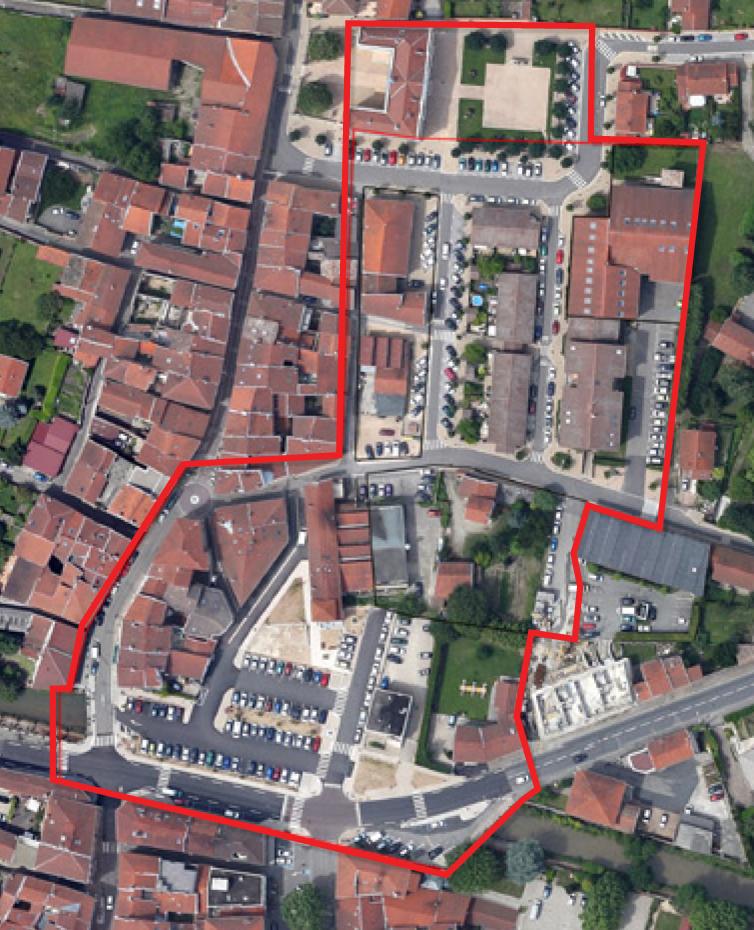 Projet d'aménagement du centre bourg de Saint-Symphorien-d'Ozon