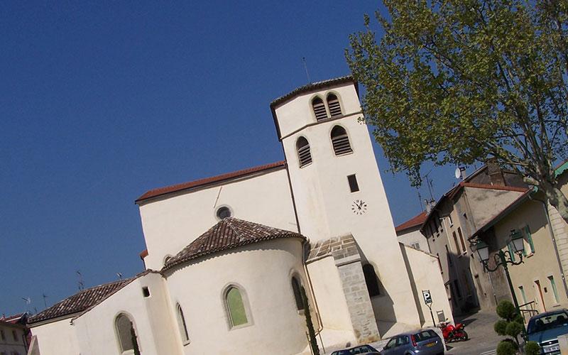 Église de Saint-Symphorien-d'Ozon