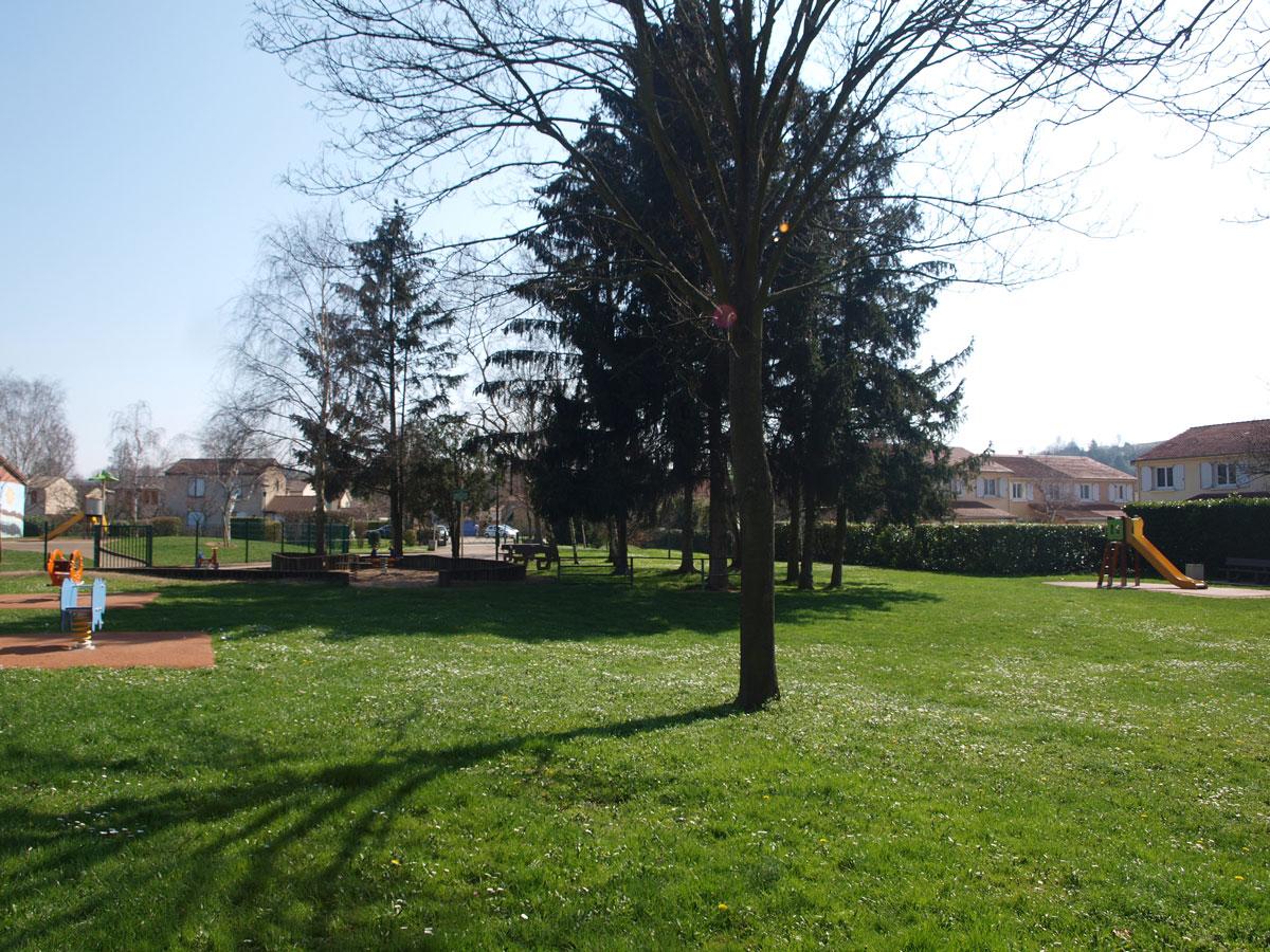 Espace Marais à Saint-SYmphorien-d'Ozon