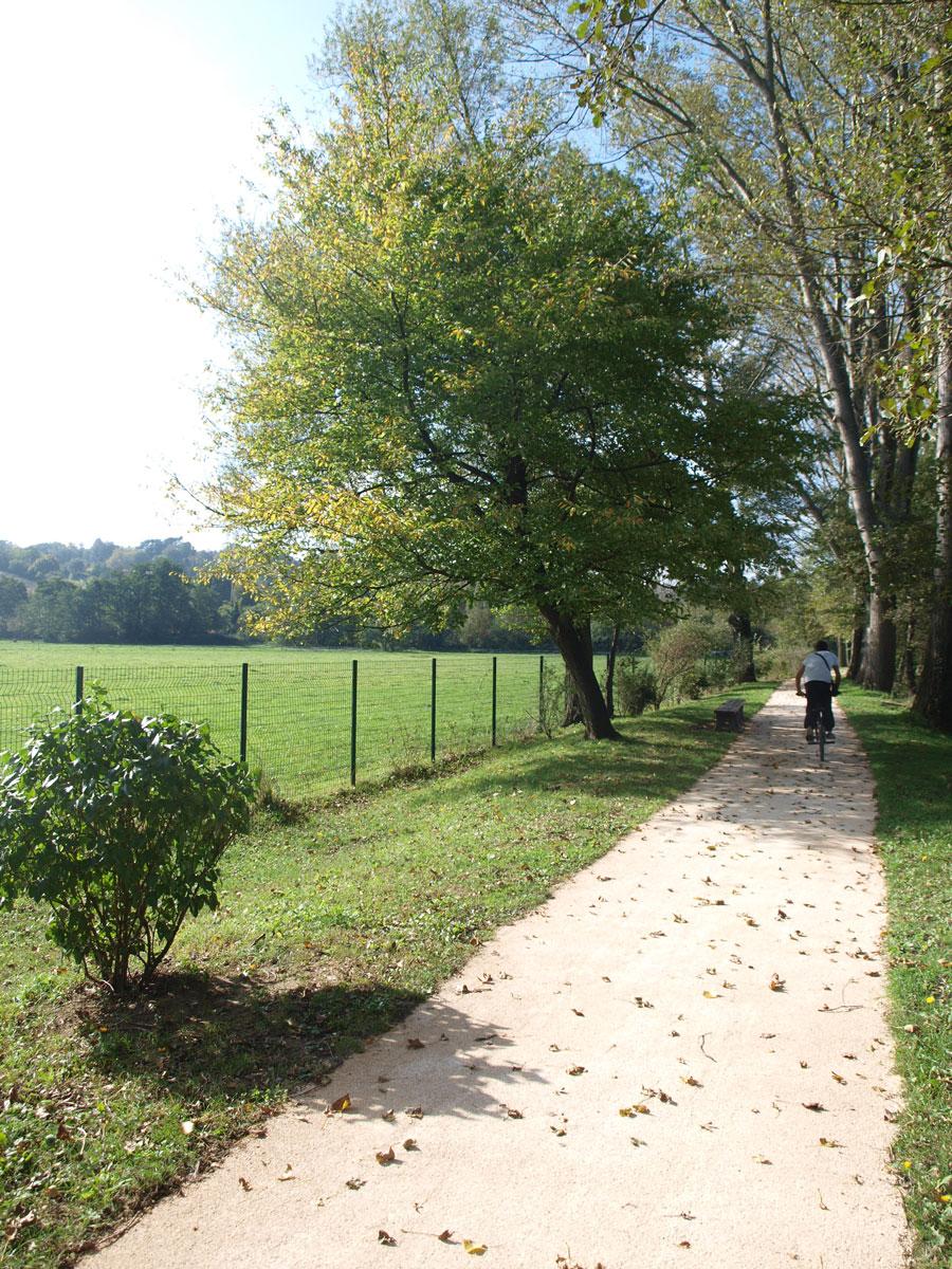 Parc Chemin Ozon à Saint-Symphorien-d'Ozon