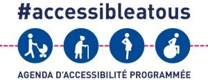 #accessible à tous : agenda d'accessibilité programmée